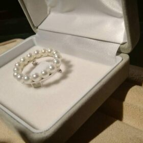 真珠ブローチ宝石のマツダ
